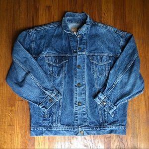 Levi's Vintage Trucker Jean Jacket White Label